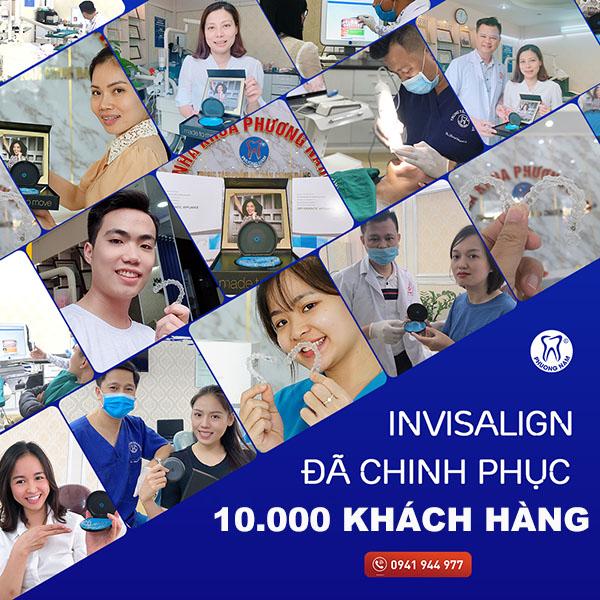 Hơn 10.000 khách hàng đã niềng răng thành công tại nha khoa Phương Nam - 1